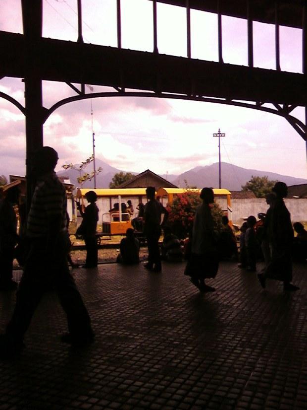Train Museum - Ambarawa