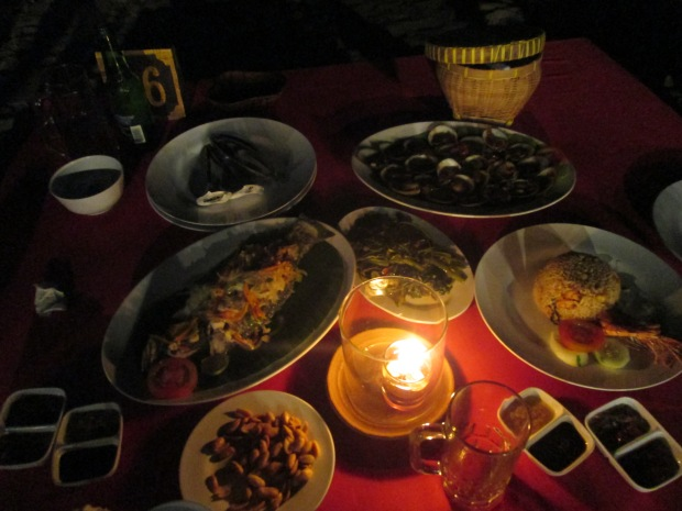 JIMBARAN SEA FOOD